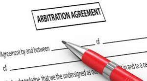Arbitration research proposal